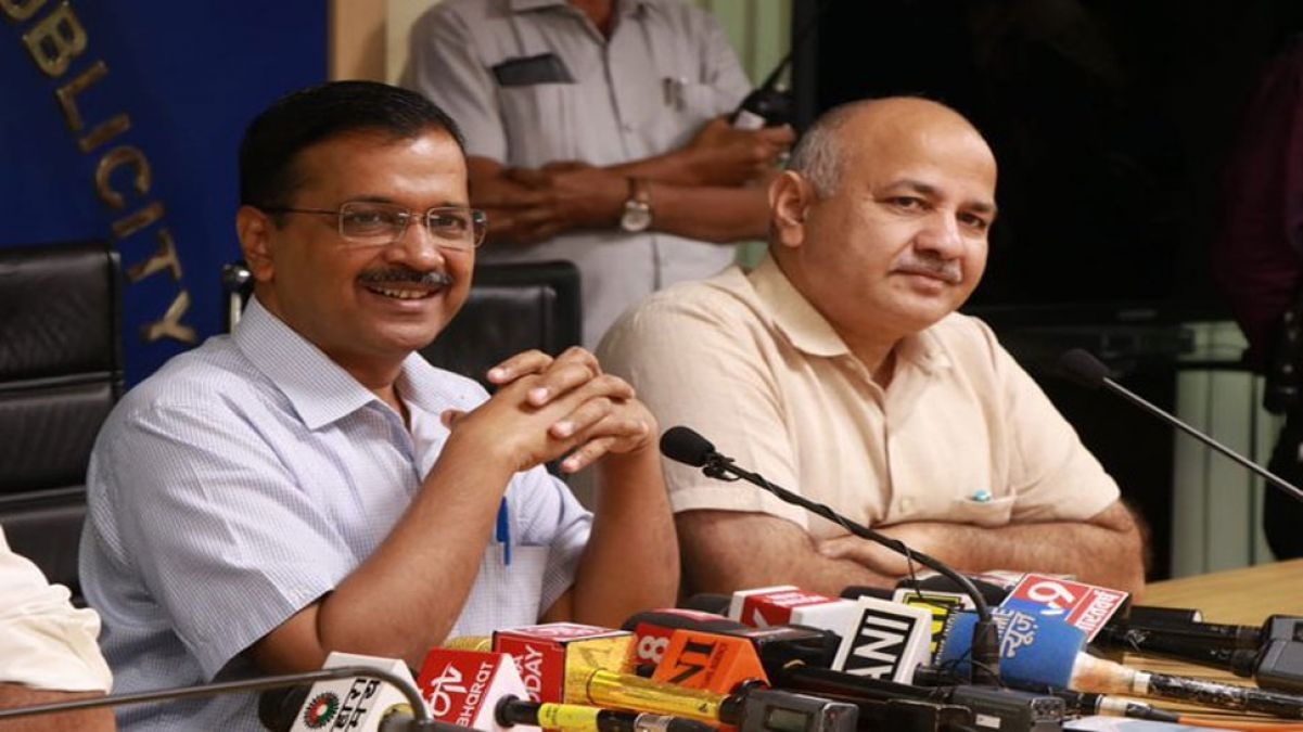 Delhi government to celebrate 'Pollution-Free' Diwali in Connaught Place, Kejriwal invited people