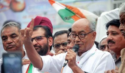 कमलेश तिवारी हत्याकांडः दिग्विजय सिंह ने सीएम योगी पर उठाए सवाल, कही यह बात