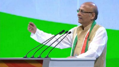 Congress leader Abhishek Manu Singhvi glorified Veer Savarkar, said this