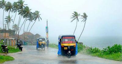 केरल में भारी बारिश का अलेर्ट, मौसम विभाग ने जारी की चेतावनी