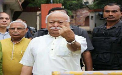 Maharashtra election: Mohan Bhagwat said after casting his vote, said