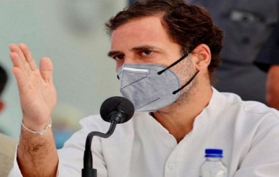 Rahul Gandhi lashes out at Central government over deaths due to starvation