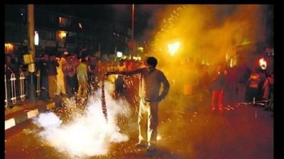 Guidelines issued for firecrackers on Diwali, action will be taken if orders are not followed