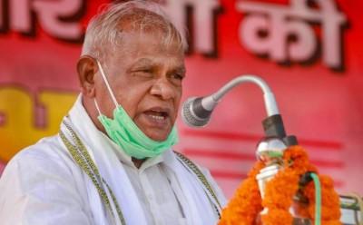 Bihar election: Jitanram Manjhi takes dig at Tejasvi over promise of 10 lakh jobs