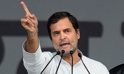 Rahul Gandhi attacks Central government over inflation and farmer laws