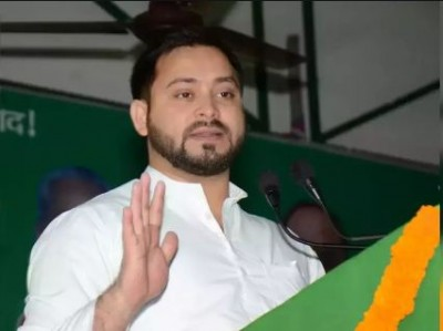 Bihar elections: Tejasvi Yadav takes dig at BJP over their manifesto