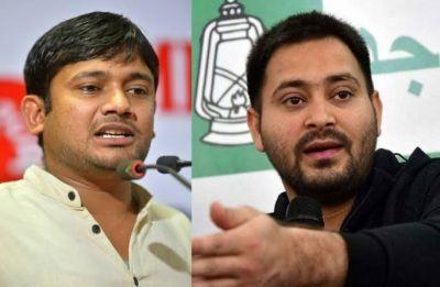 कन्हैया कुमार तेजस्वी को नेता मानने को तैयार, बताया यह कारण
