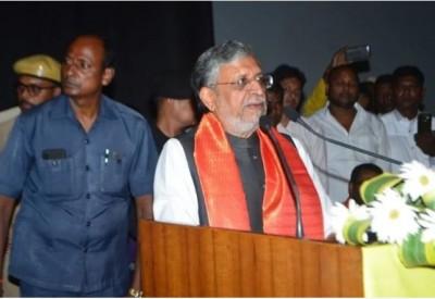 Deputy CM Sushil Modi tested positive for corona ahead of Bihar election