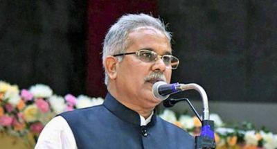 भूपेश बघेल ने केंद्र पर लगाया सेना का राजनीतिकरण करने का आरोप