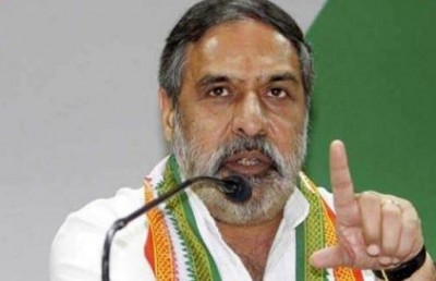 Congress leader Anand Sharma slams PM Modi over BJP's promise of free vaccine
