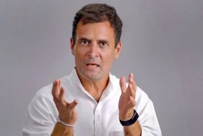 Bihar elections: Rahul's helicopter not allowed to land in Purnia, DM clarifies