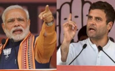 PM Modi will address 3 rallies in Bihar today, Rahul will hold two public meetings