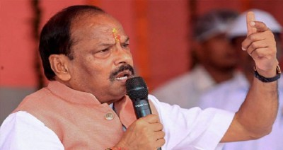 Bihar election: Raghubar Das lashes out at RJD, says, 'Lalu gave two disastrous sons to state'