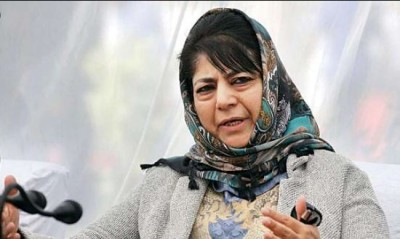 PM Modi mentions Section 370 in his election rally, Mehbooba says, 'He has no other issues'