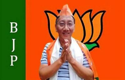 Sikkim Assembly by-election: BJP to create history, made a spectacular lead