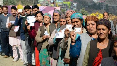 Himachal By-Election Results Live: BJP ahead in Dharamsala, Congress slightly behind in Pachhad