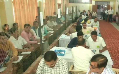 Jhabua by-election LIVE: Tough fight between Kantilal and Bhanu Bhuria; Counting continues