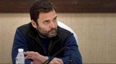 Rahul Gandhi's claim turns out to be false regarding China