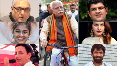 Who is ahead or behind in Haryana elections, see every update here