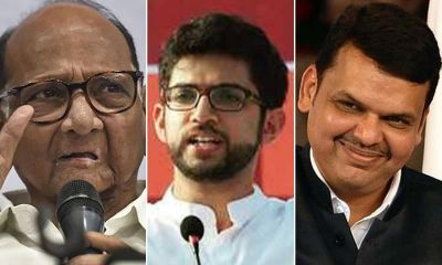 Maharashtra Election Live: Big shock to BJP, 6 cabinet ministers are trailing