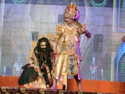 Manoj Tiwari plays Angad in Ramlila, says 'One who understood the Ramayana, will join the BJP'