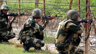 Jammu and Kashmir: Pakistan fired heavily in Hiranagar, India gave a befitting reply