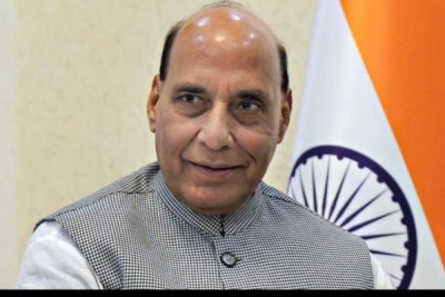 Defense Minister Rajnath Singh's visit to Sikkim postponed due to bad weather