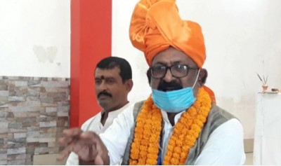 This leader become duplicate of PM Modi, says, 'CM will be of BJP in Bihar'