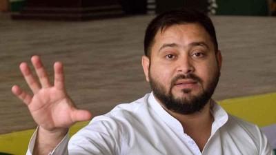 Tejasvi Yadav attack on Nitish Kumar, says,