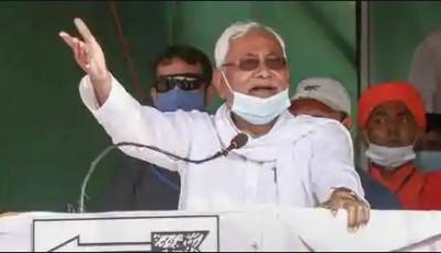 Bihar election: 'Liquor mafia wants to remove me' says Nitish Kumar