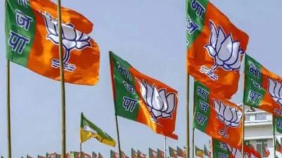 Bihar elections:  BJP expelled 4 leaders for 6 years due to anti-BJP activities