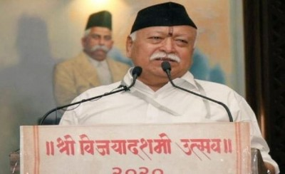 This time China must have realised India's strength: Mohan Bhagwat