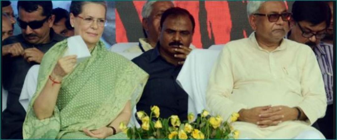 अब सोनिया ने कसा नीतीश कुमार पर तंज, कहा- 'मजदूर आज मजबूर है...'