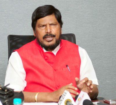 Ramdas Athawale said a big statement about Shiv Sena, read here