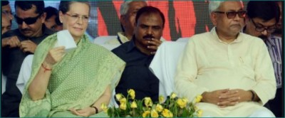 Sonia Gandhi takes dig at Nitish Kumar, saying, 'Workers are helpless today'