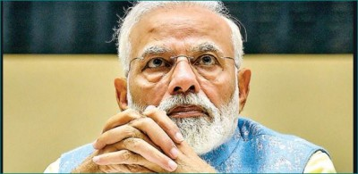 PM Modi expresses grief over killing of 3 BJP workers in Jammu and Kashmir