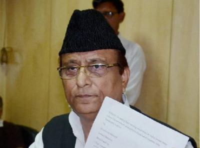 Four cases of buffalo theft registered against SP leader Azam Khan
