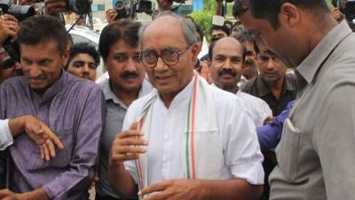 BJP leader filed a case against Digvijay Singh over his ISI remarks