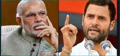 India is reeling under Modi-made disasters: Rahul Gandhi
