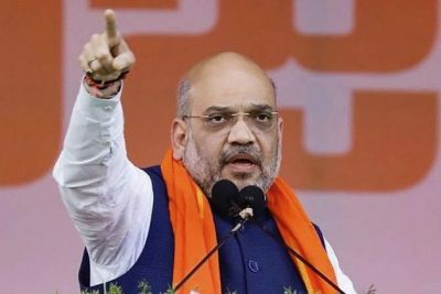 Amit Shah holds meeting with BJP leaders in Maharashtra, Shiv Sena made a distance