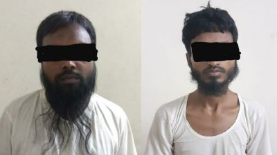 Two more Bangladeshi terrorists arrested from West Bengal, will work for JMB