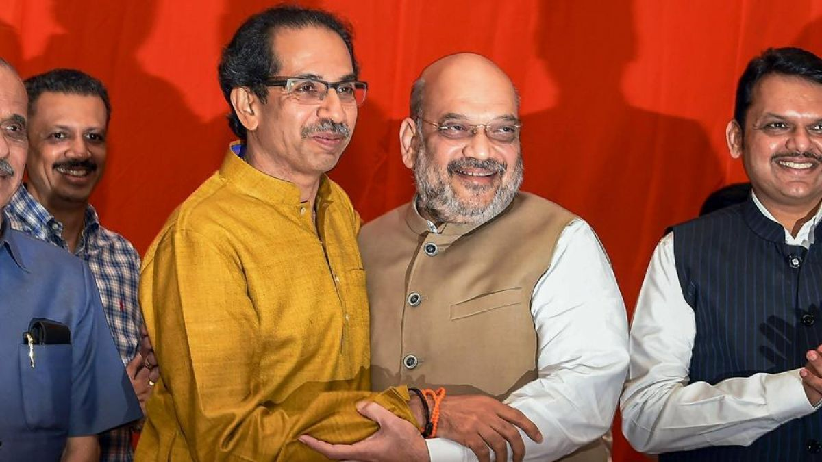Maharashtra: BJP will take the decision on seat-sharing with Shiv Sena close to elections