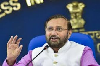 Union Minister Javadekar says, 'situation is normal in Kashmir'