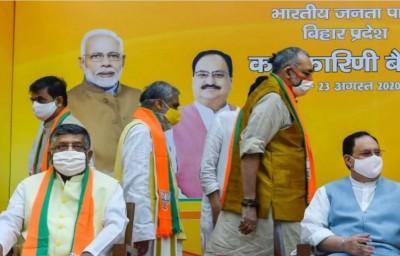 Bihar Elections: BJP announces election committee, reins handed over to Ravi Shankar Prasad and Nityananda Rai