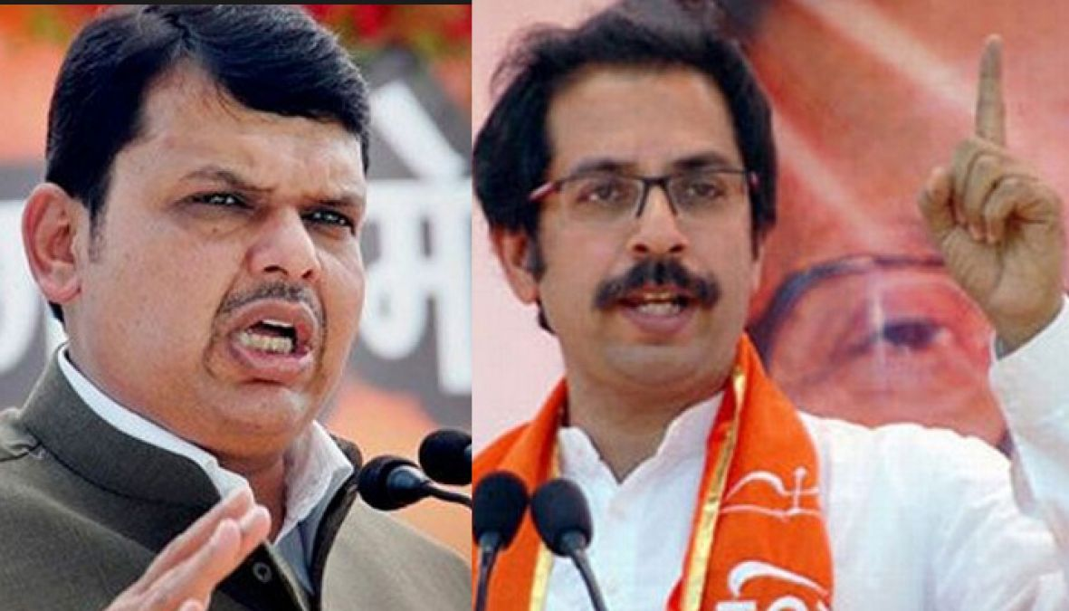Discussion begins between BJP and Shiv Sena for seat allocation in Maharashtra Elections