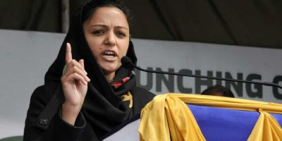 Shehla Rashid spoke on the sedition case, said the case is motivated by petty politics
