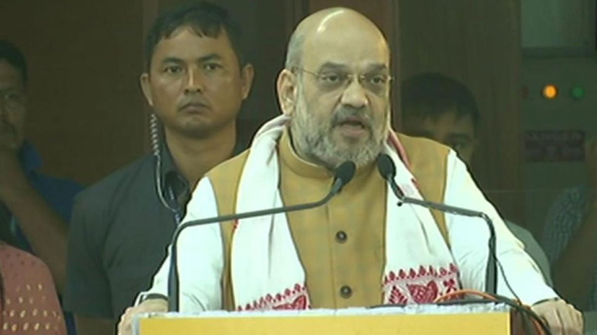 Article 370 different, Centre will not touch Article 371, says Amit Shah in Guwahati