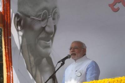 PM Modi dreams of making India 'Open Defecation Free'