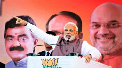 Haryana: PM Modi says, 'the wind's direction is saying the people will be with whom'
