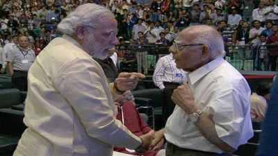 PM Modi mourns Ram Jethmalani's death, says- his great contribution in Parliament and court
